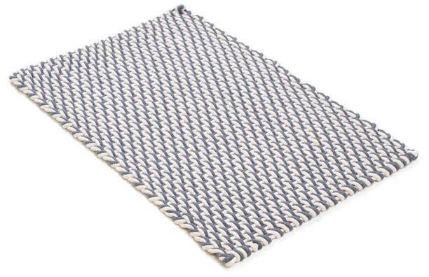 Snygg och svensk designad matta.