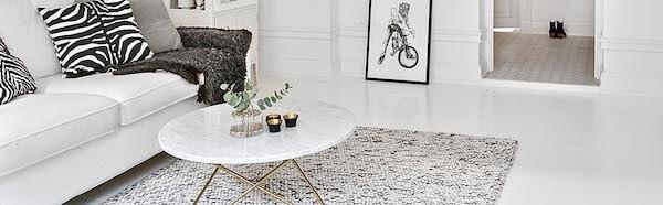 7 härligt runda soffbord 2019 (marmor, ek, vitt, svart o s v ) Mabler